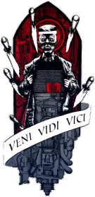 Veni Vidi Vici Color