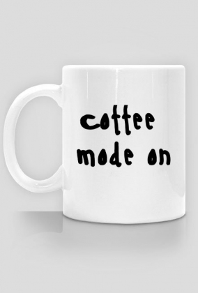 coffee mode on