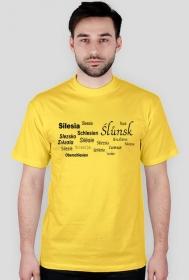 Koszulka Wielojęzyczny Śląsk