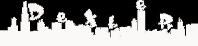 Bluza męska z kapturem - czarna - DeXteR City