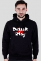 Bluza męska - czarna - DeXteR Play