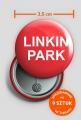 Linkin park przypinka