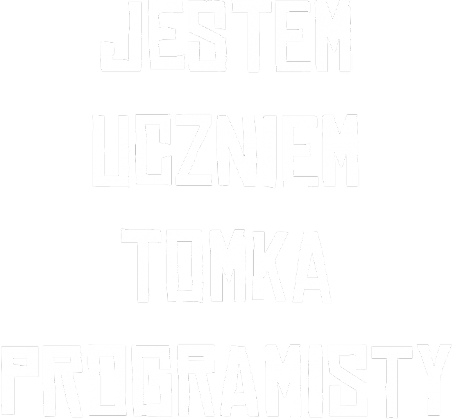 Uczeń Tomka Programisty (dziecko)