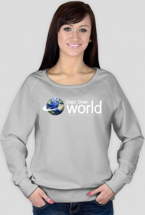 Bluza damska - DISC OVER THE WORLD (2 kolory!)