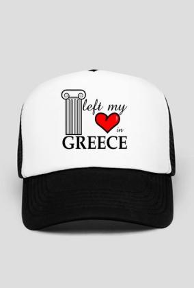 I left my heart in Greece
