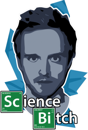 Breaking Bad - Science Bitch