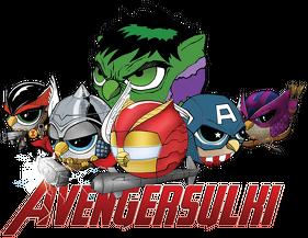 Avengersulki Kubek
