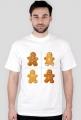 koszulka męska Cztery ciastka