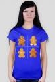 koszulka damska Cztery ciastka