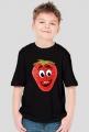 koszulka chłopięca Pan truskawek