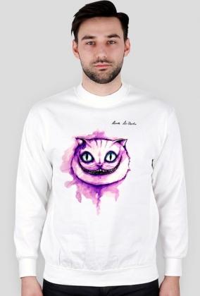 Cheshire cat bluza