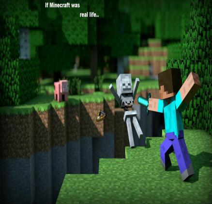Koszuleczka Minecraft