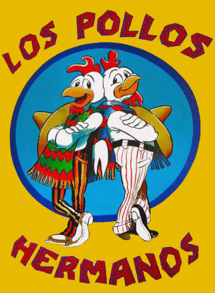 Los Pollos Hermanos żółta