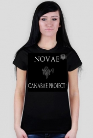 Canabae Project 2012 - Black - Damska