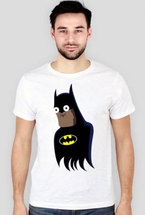 Tshirt koszulka z nadrukime Śmieszny Batman DC Komiks Zabawne
