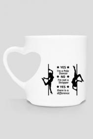 Kubek Pole Dance motywacja