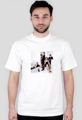 Koszulka biała How I Met Your Mother Season 3