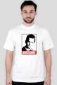 Koszulka Barney Stinson Awesome Biała