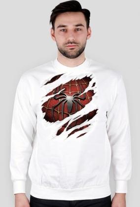 spiderman 4 biała