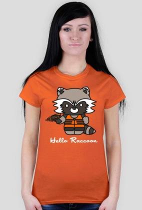 Hello Raccoon