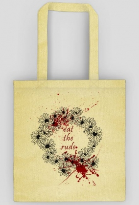 Eat the rude | Hannibal | Bag