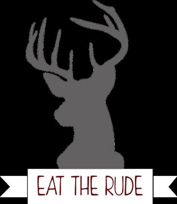 Eat The Rude Hannibal T-shirt męski