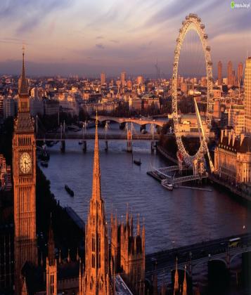 613ad0fa9 Znaczek Londyn - gadżety w Easy