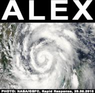 huragan Alex