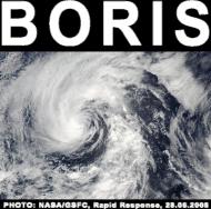huragan Borys