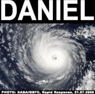 huragan Daniel