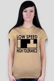 low speed high tolerance k