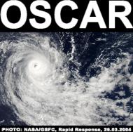 cyklon Oscar