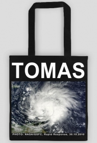 cyklon Tomas
