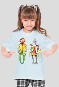 Koszulka Kolorowi Kumple