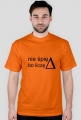 nie spie, bo licze delte t-shirt