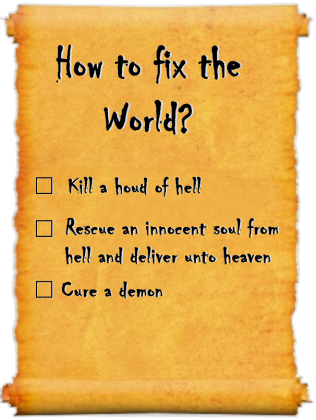 Supernatural - How to fix the World