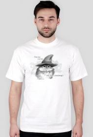 Zacznij chudnąć - koszulka męska