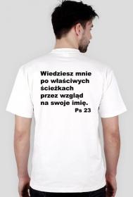"""Koszulka """"Pomorska Droga Świętego Jakuba"""" + cytat"""