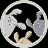 Koszulka damska - króliczki