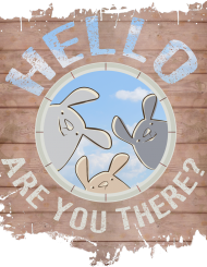 Koszulka - hello, are you there?