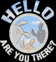 Kubek z nadrukiem - hello, are you there?