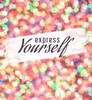 Express yourself - torby eko