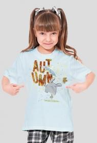 Autumn - koszulka dziecięca