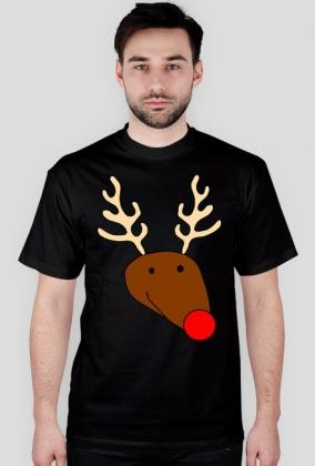 ŚWIĄTECZNY RENIFER - Koszulka MuodeMotywy