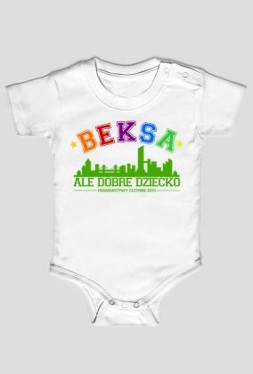 BEKSA, ale dobre dziecko - Body Dziecięce MuodeMotywy