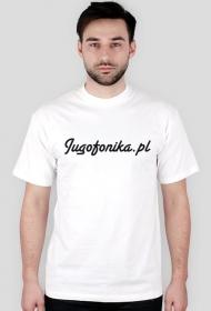 Koszulka Jugofonika - biała
