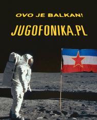 "Kubek ""OVO JE BALKAN"""