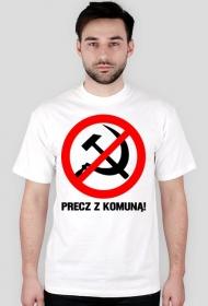Koszulka- Precz z komuną