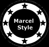 MarcelStyle Wear*Biała Bluza!
