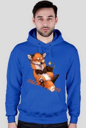 Bluza Calm Sub Fox Męska